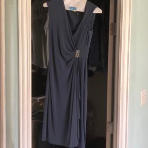 Beautiful Classy Blue Dress
